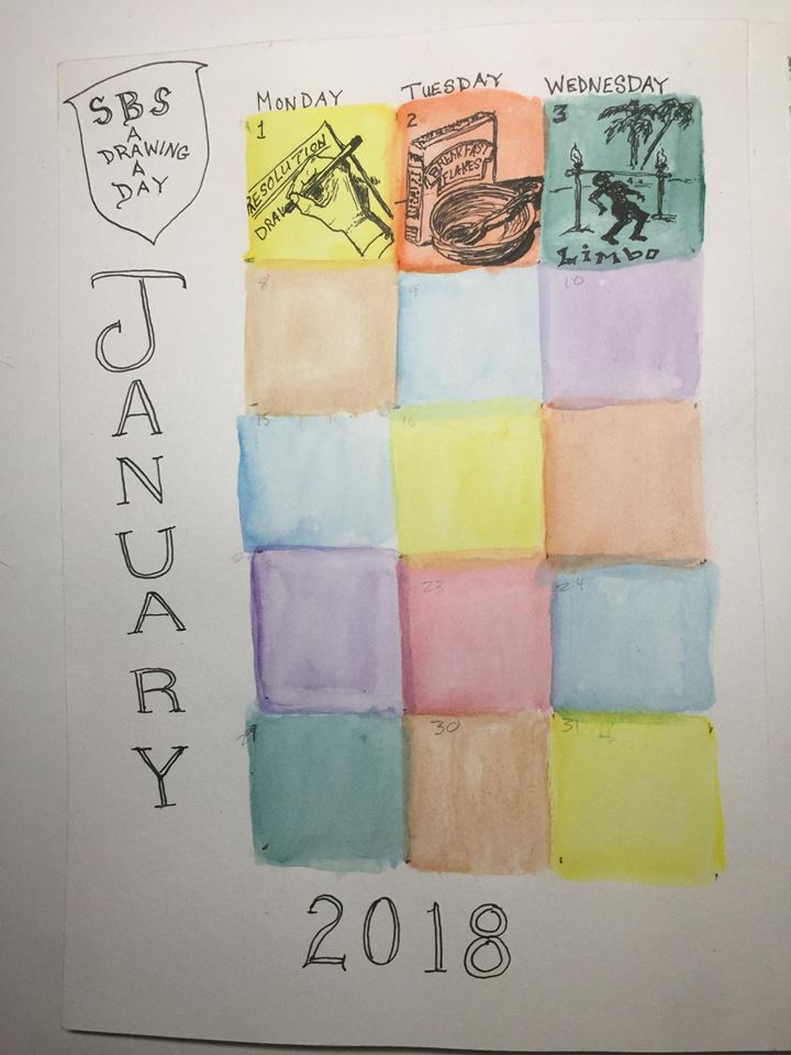 January2018SBSaDrawingaDay1AA