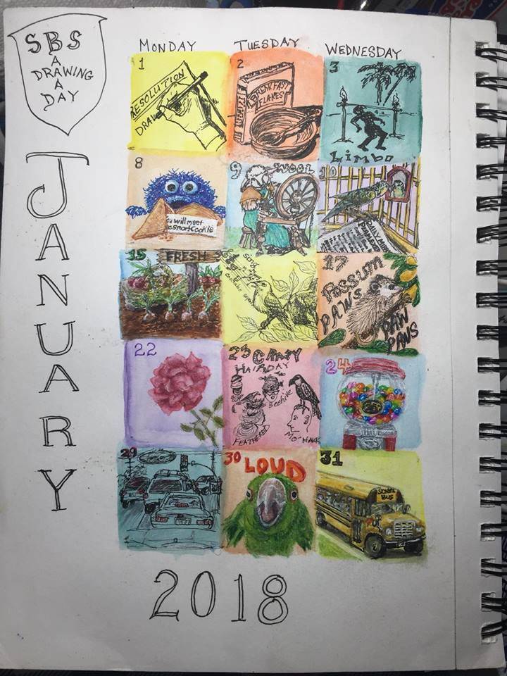 January2018SBSaDrawingaDay31A